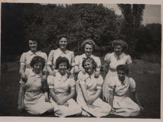 JGML collection: JGML at school 1946 - Herts and Essex High School
