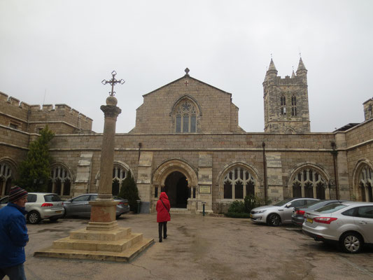 St George's Anglican cathedral, Jerusalem
