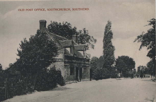 1. Old post office Southchurch