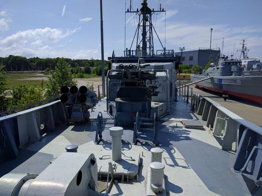 Former coastal patrol vessel ex Finnish