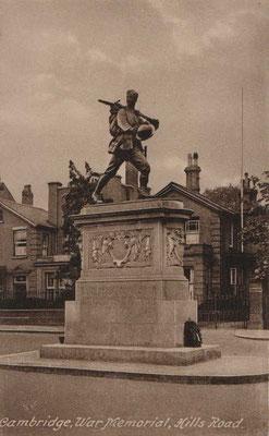 95 War Memorial circa 1920