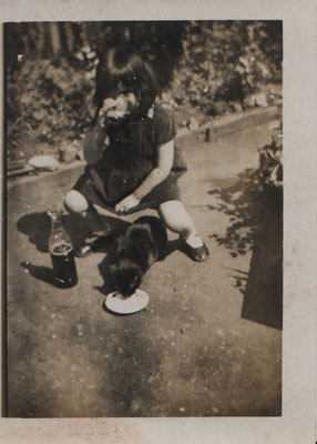 JGML aged 4 or 5 (1934-5)