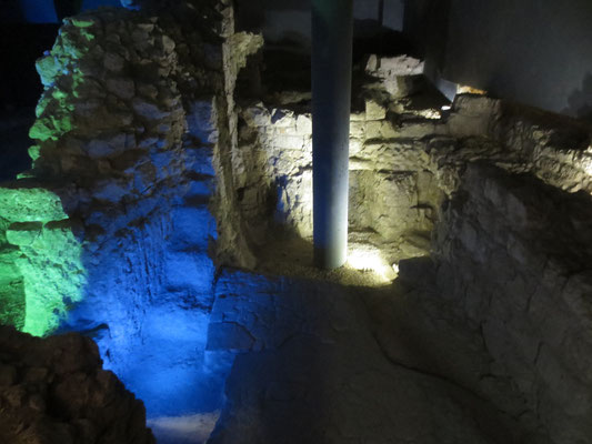 The Jewish Quarter - underground archaeology