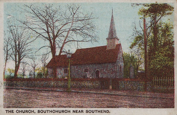 9. Holy Trinity, Southchurch