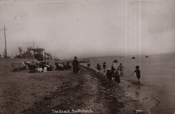 12. The Beach, Southchurch