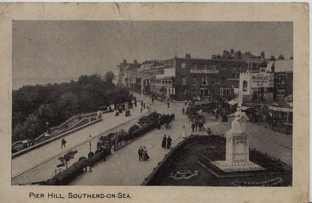 33 Pier Hill, Southend