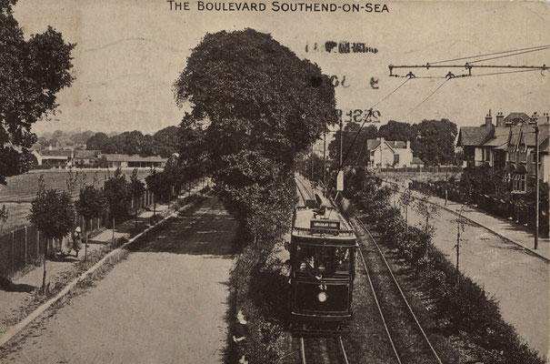 3. Boulevard in Southchurch