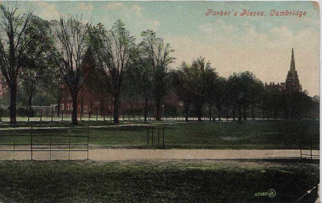 101 Parker's Piece c.1910