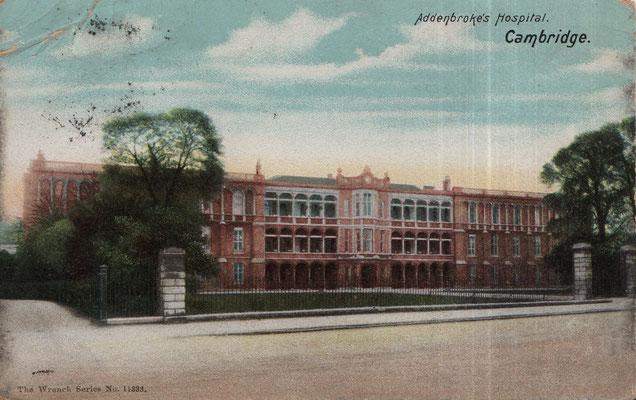 107 Addenbrookes Hospital