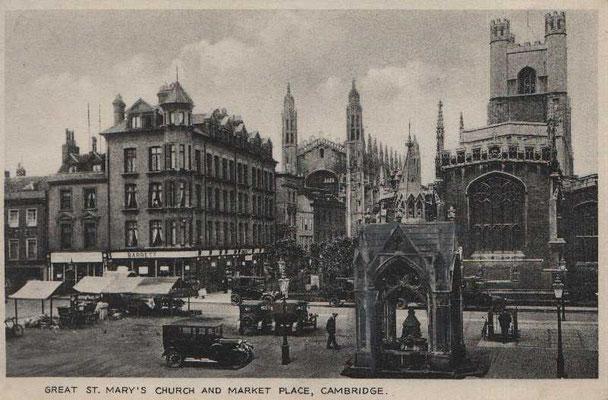 96 Market Square circa circa 1920