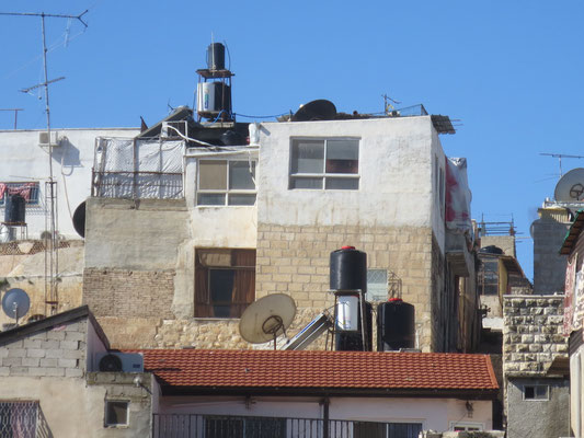 Typical roofscape
