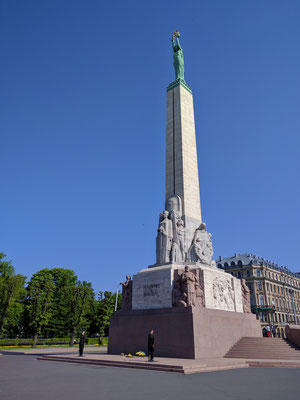 The 1935 Freedom Monument