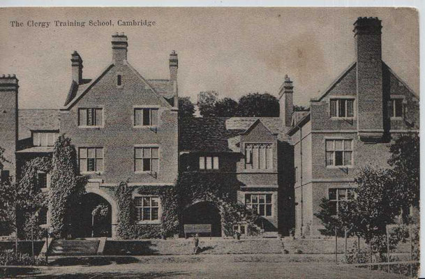 97 Clergy Training School (Westcott House) c. 1906