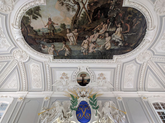 Kadriorg Palace - Peter I hall