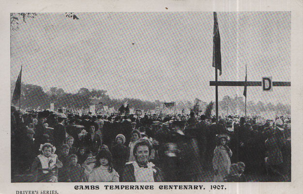 5. Cambs Temperabce Centenary 1907