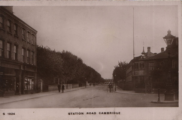 94 Station Road, Cambridge