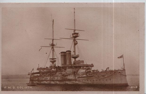 32 HMS Goliath