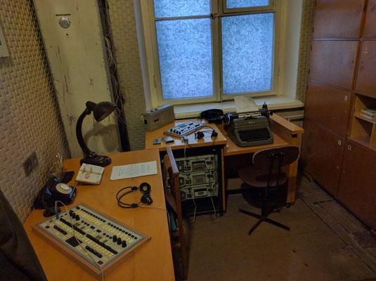 KGM 'listening' suite