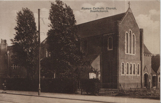 14. Roman Catholic Church Southchurch