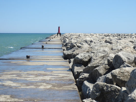 Sheboygan lighthouse