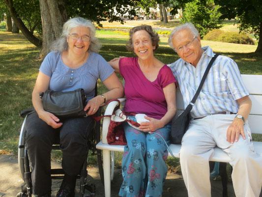 Elizabeth, Dorothea and Alexander