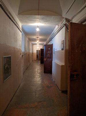 KGB prisoner cells
