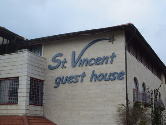Visit to St Vincent's orphanage