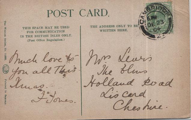 107 23 December 1904