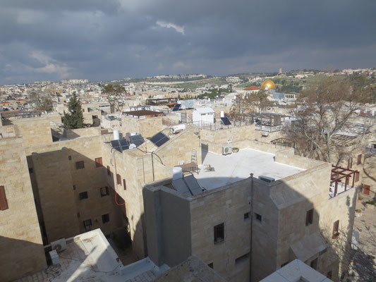 The Jewish Quarter - View from Beit Yakov Synagogue