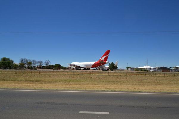 Qantas Museum in Longreach