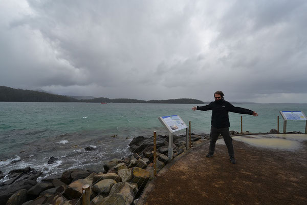 sehr windig :-)