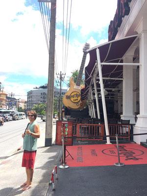 Hardrock Cafe Phuket