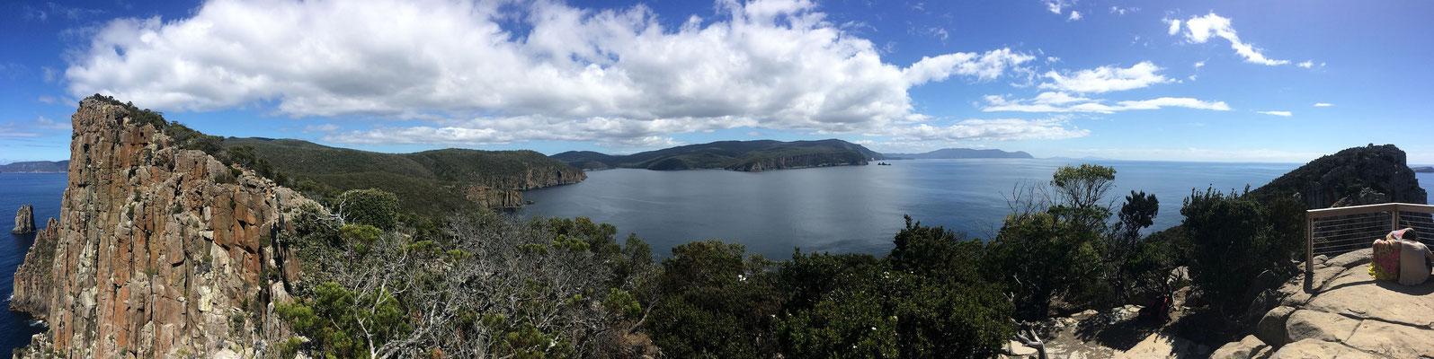 Wanderung zum Cape Hauy