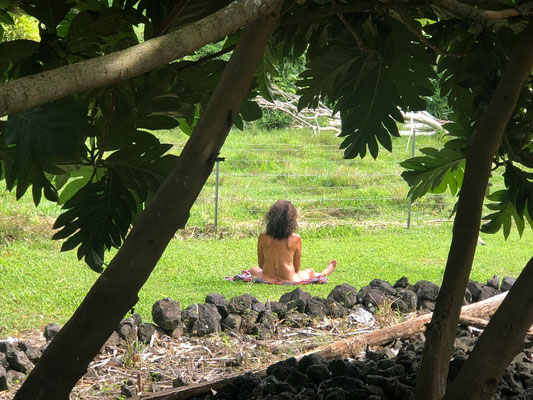Kaimalino - Noelani Marion Naone - Auszeit - Academy of Aloha