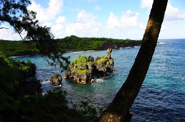 Druchatmen, neu Ausrichten, Academy of Aloha