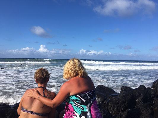 persönliche Betreuung - bei der Auszeit auf Hawaii - Noelani Marion Naone - Academ yof Aloha