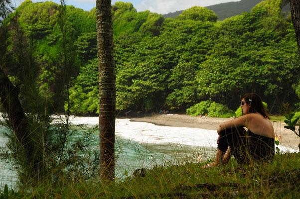 Freiheit, Erholung, Entspannung, Auszeit auf Hawaii