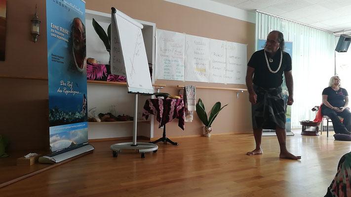 Kahu Naone - Seminar Österreich - Academy of Aloha