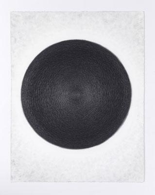 """""""OT 21.7.1999"""" , 65x50 cm  auf Arches  Papier"""