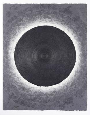 """""""OT 1999.9.15"""" , 65x50 cm  auf Arches  Papier"""