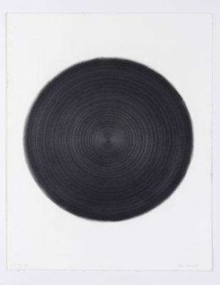 """""""OT 1999.7.20"""", 65x50 cm  auf Arches  Papier"""