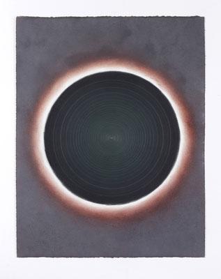 """""""OT 1999.9.1"""" , 65x50 cm  auf Arches  Papier"""