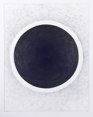"""""""OT 15.7.1999"""" , 65x50 cm  auf Arches  Papier"""