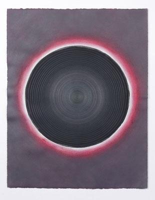 """""""OT 1999.9.11"""", 65x50 cm  auf Arches  Papier"""