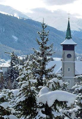 Marienkirche, Davos