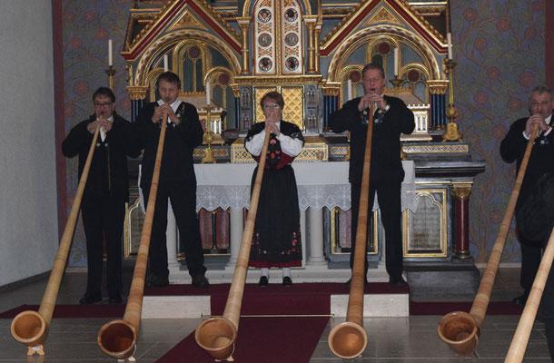 Franz, Thomas, Monika, Werner, Bernhard