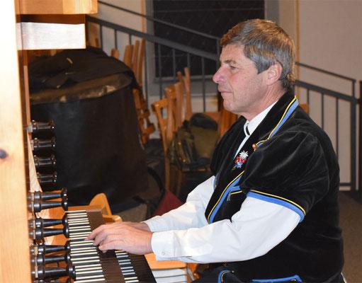Albi, Jodler und Organist
