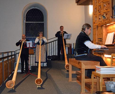 Trio Wolfganggruss und Albert
