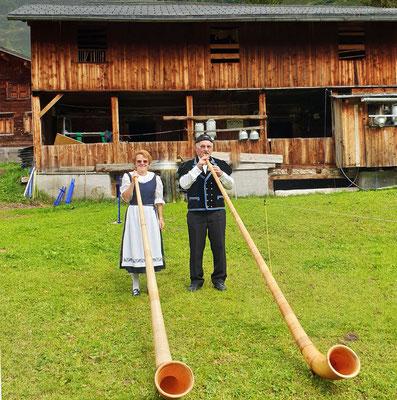 Monika Sumi und Bernhard Bösch