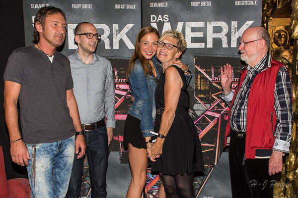 Filmpremiere Das Werk  im Apollo-Aachen 2015